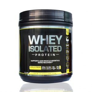 Whey isolated protein